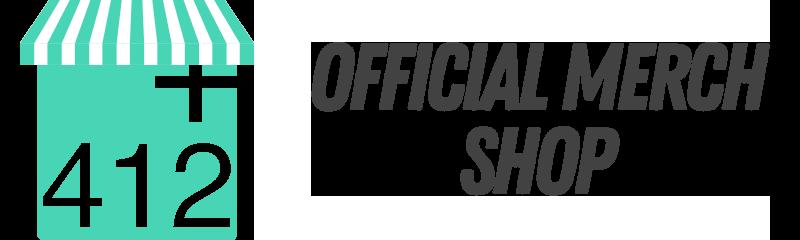 412 Shop Logo